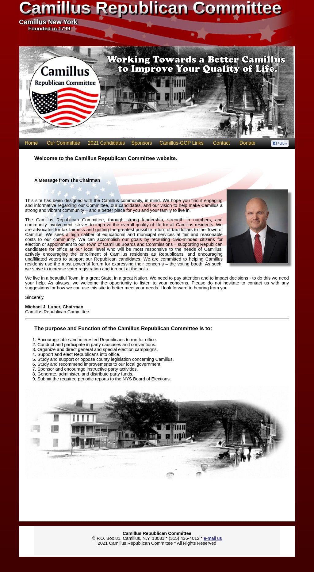 camillus republican committee desktop