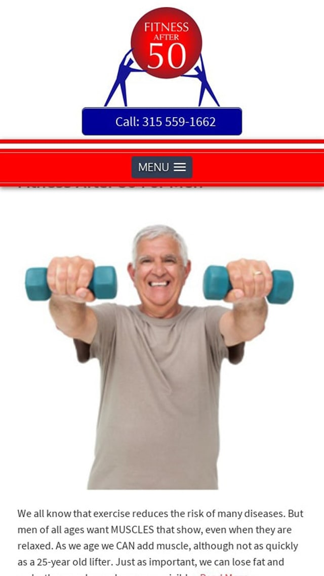 Senior Fitness Exercise Classes Syracuse NY Fitness After 50 Phone