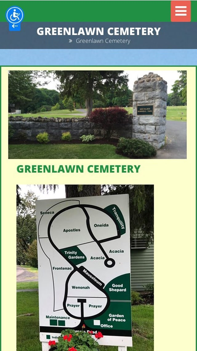 Greenlawn Cemetery - Servicing Warners, Syracuse NY - CNY Phone