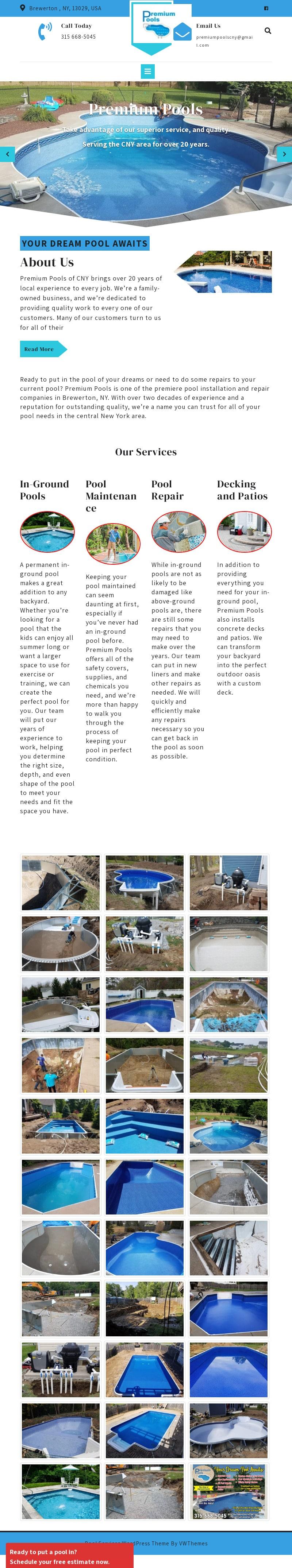 Premium Pools CNY 5iPad